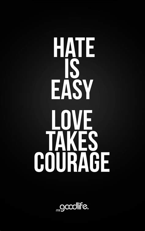 images of love vs hate hate vs love words to live by pinterest