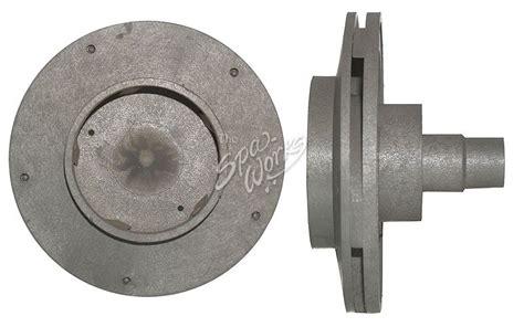 cal spa dually motor cal spa power right 56 frame forward impeller dually