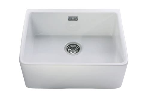 White Sink Cda Kc11 Ceramic Belfast Sink In White