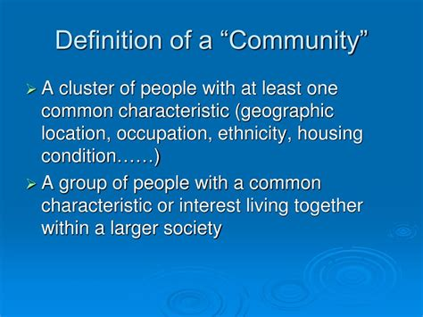 ppt community diagnosis powerpoint presentation id 229920