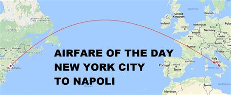 airfare of the day alitalia new york city to naples italy business class 1866 trip