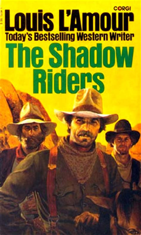 shadow reaper a shadow riders novel the shadow riders a novel by louis l amour