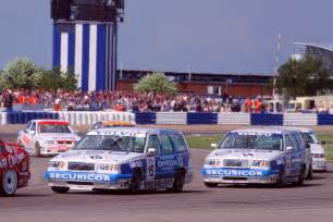 Volvo Made In Twenty Years Since Volvo Made Its Debut In The Btcc With