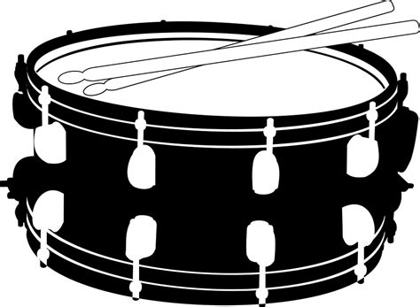 snare drum clipart drums snare 183 free vector graphic on pixabay