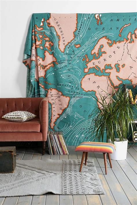 restickable wallpaper 14 alternative ways to decorate walls without paint