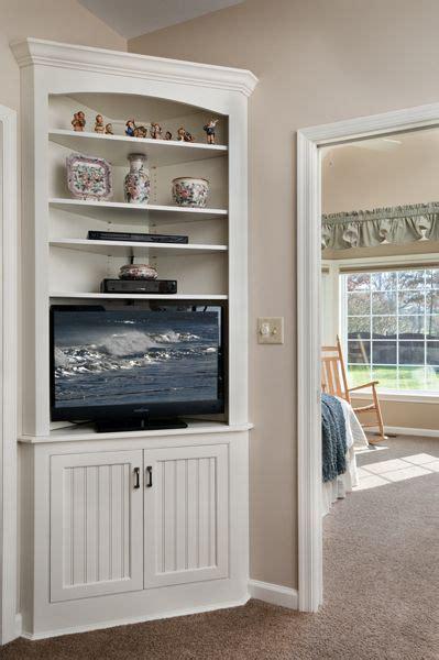built in corner cabinet google home and corner tv shelves on pinterest