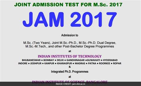 iit jam 2017 admit cards have been released know how to download - How To Tell If Gift Card Has Been Used