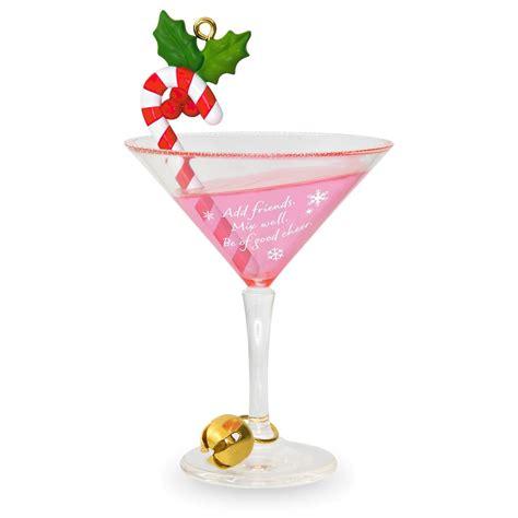 hallmark ornaments 2016 cheers to friends hallmark keepsake ornament hooked