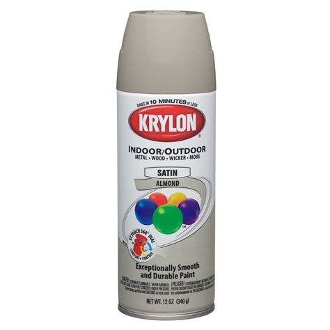 spray paint krylon krylon h2o atlantic almond tools painting
