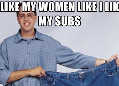 Jared From Subway Memes - the gallery for gt illness meme