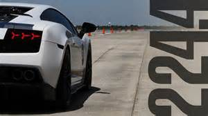 Lamborghini Ur New 1 2 Mile Top Speed Record Set By Ur Lamborghini