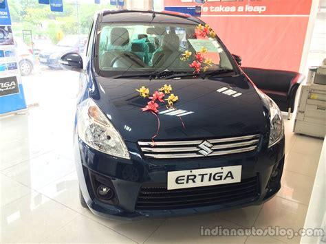 Rack End Suzuki Ertiga Putra Sr marut ertiga facelift features new grille bumper