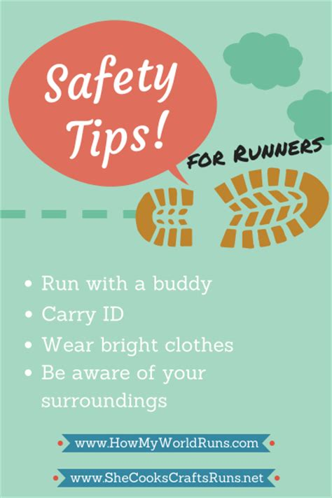 9 tips for running safely january jumpstart day 29 safety tips for runners road id giveaway how my world runs