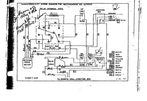 electric motor circuit diagram wiring components within