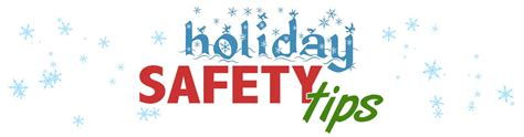 Holiday Safety Tips   American Farmers & Ranchers