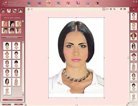 virtual hairstyles design studio virtual hairstudio salon edition neue version 5 der