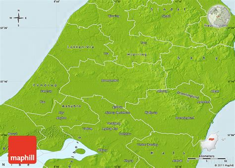 physical map of denmark physical outline map of denmark pictures to pin on