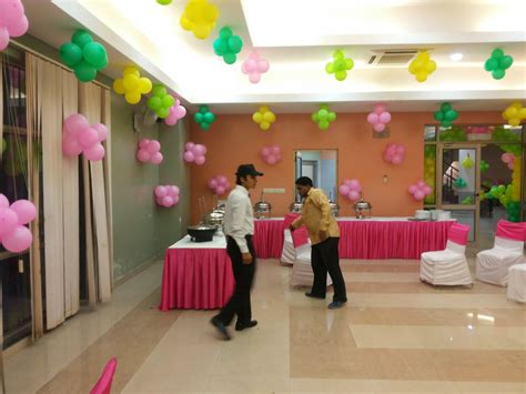 home decoration for 1st birthday party hall decorating ideas for birthday party best home