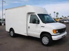 ford e350 2006 ford e350 box truck for sale in