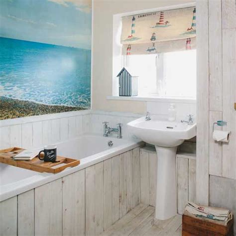 sea bathroom ideas take a look around this coastal style bathroom ideal home