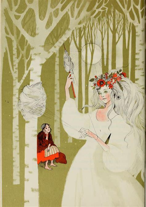 libro the fairy tales of trina schart hyman the wood fairy del libro quot favorite fairy tales told in czechoslovakia