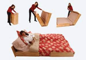 Small Guest Bed Solutions Folding Bed Designs Aisha Khan Archh
