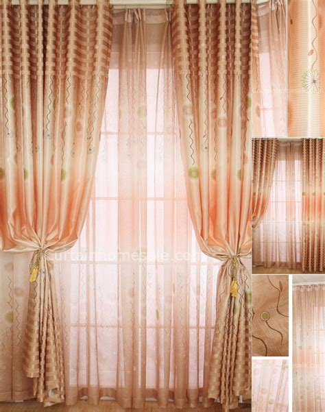 burnt orange drapes burnt orange sheer curtains curtain ideas