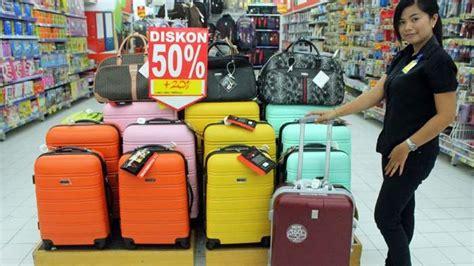 Koper Polo Di Malang tips milih koper yang tepat supaya aksi jalan jalanmu