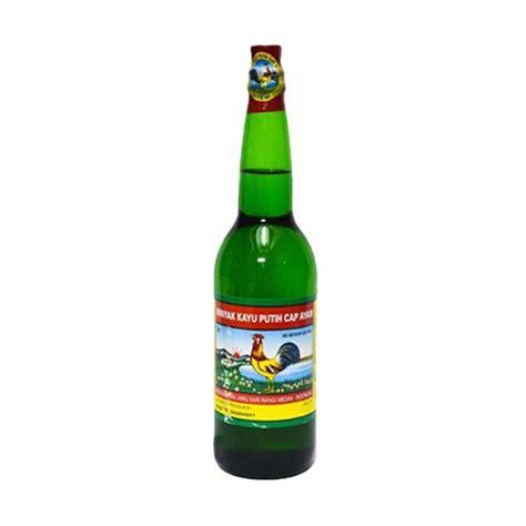 Minyak Kayu Putih Cap Ayam 40ml jual ayam jago minyak kayu putih cap ayam 620 ml harga kualitas terjamin blibli