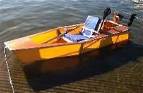 quickboats folding boat price boat designs made from coroplast and corrugated plastic sheets