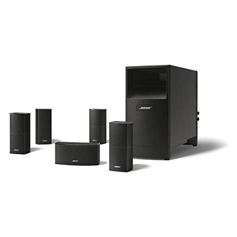 galleon bose acoustimass 10 series v home theater