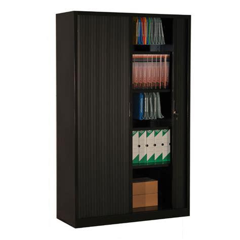 armoire de bureau a rideau