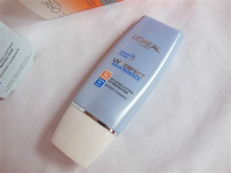 Loreal Aqua Sunscreen l oreal uv aqua essence spf 30 sunscreen