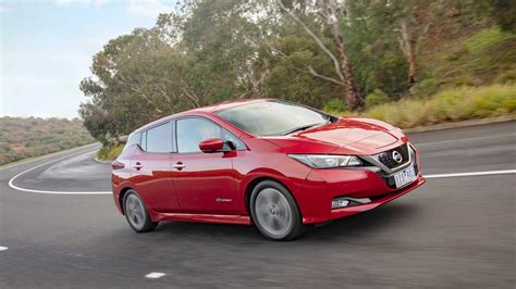 nissan electric 2019 electric nissan leaf 2019 drive test review