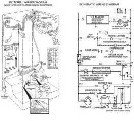 maytag side by side factory installed maker models schematic refrigerator troubleshooting