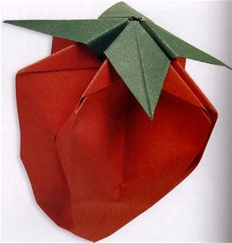Origami Strawberry - 1000 images about strawberries on strawberry