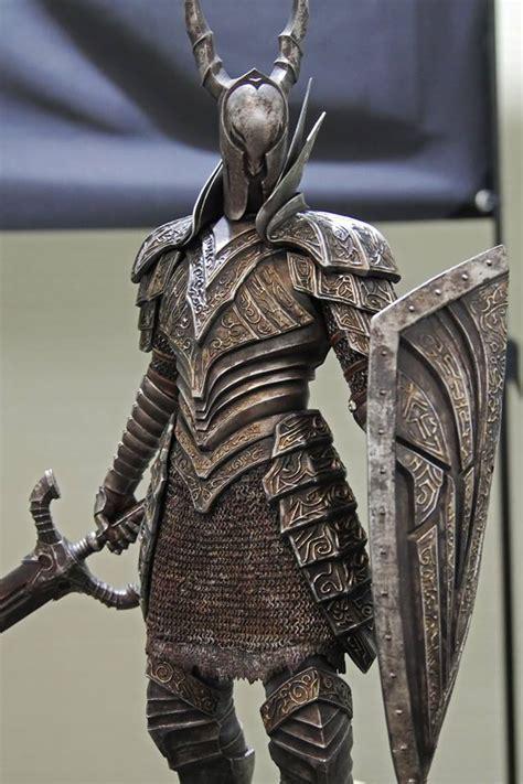 gecco dark souls black knight scale statue revealed