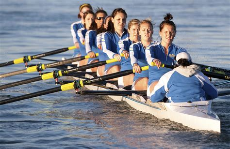 row boat sport rowing loses final regatta to usc daily bruin