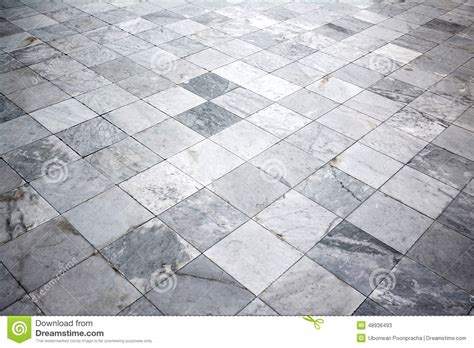 Floor Back by Marble Tile Floor Background Stock Photo Image 48936493