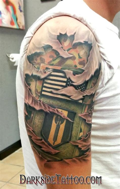 army tattoo sleeve designs 37 awesome army tattoos that make us proud tattoos beautiful