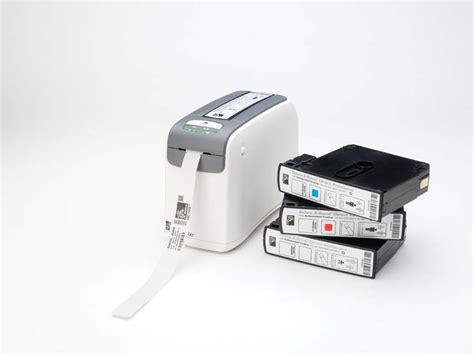 Printer Zebra Hc100 zebra hc100 wristband printer