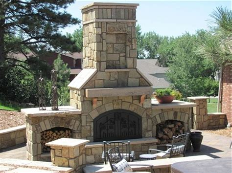 outdoor stone fireplace plans for outdoor fireplace google search outdoor