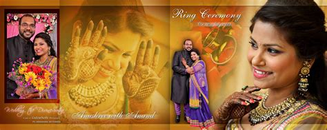 indian wedding album cover page design www imgkid