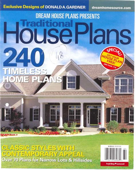 House Plan Magazines | english house plans house design