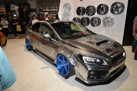 subaru wrx widebody 2016 subaru wrx sport package available this summer