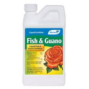 fish fertilizer home depot monterey 32 oz fish and guano liquid fertilizer 100509329