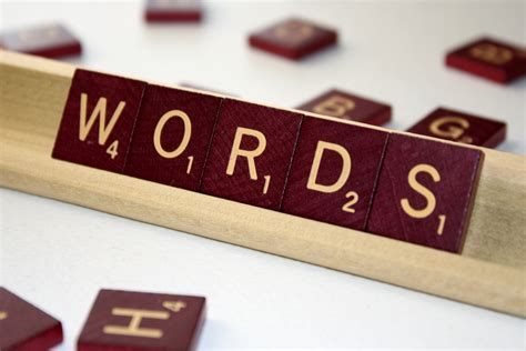 Scrabble clipart kind word   Pencil and in color scrabble