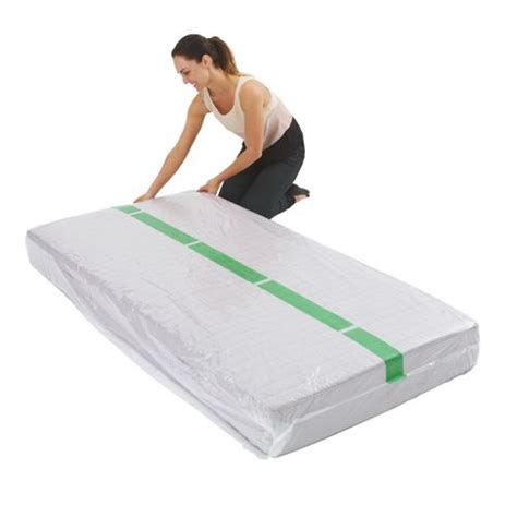 Plastic Crib Mattress Cover Plastic Mattress Bag Mattress Cover Large Strong Heavy Duty Plastic Polythene King Size