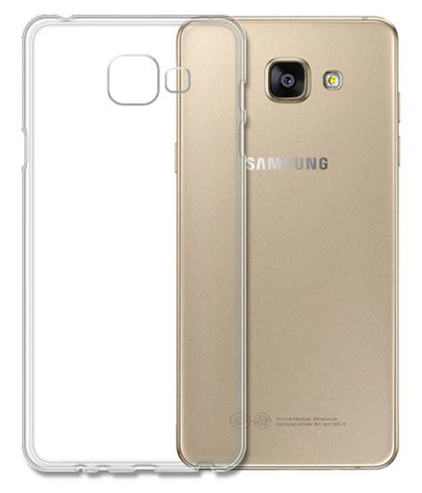 Silicon Motif For Samsung Galaxy A7 2016 samsung galaxy a7 2016 high quality soft silicone transparent back cover plain back