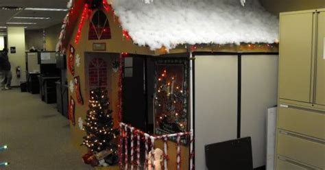 epic holiday office decorating contest epic cubicle office decor cubicle decoration and